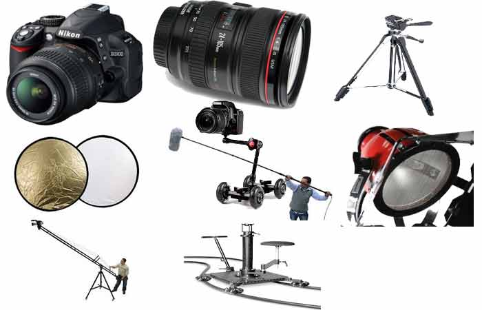 filmmaking-equipments