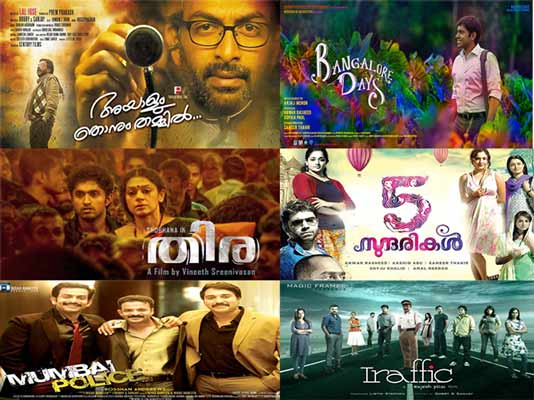 New wave Malayalam Cinema