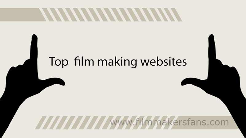 top-Filmmaking-websites
