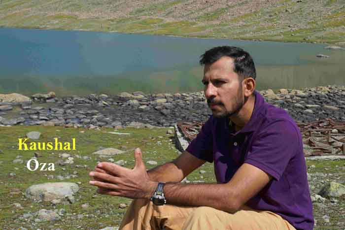 Kaushal Oza interview , filmmaker iNTERVIEW