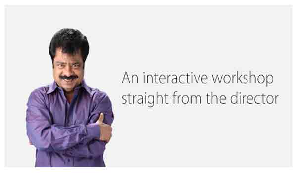 r-pandiarajan-filmmaking-workshop