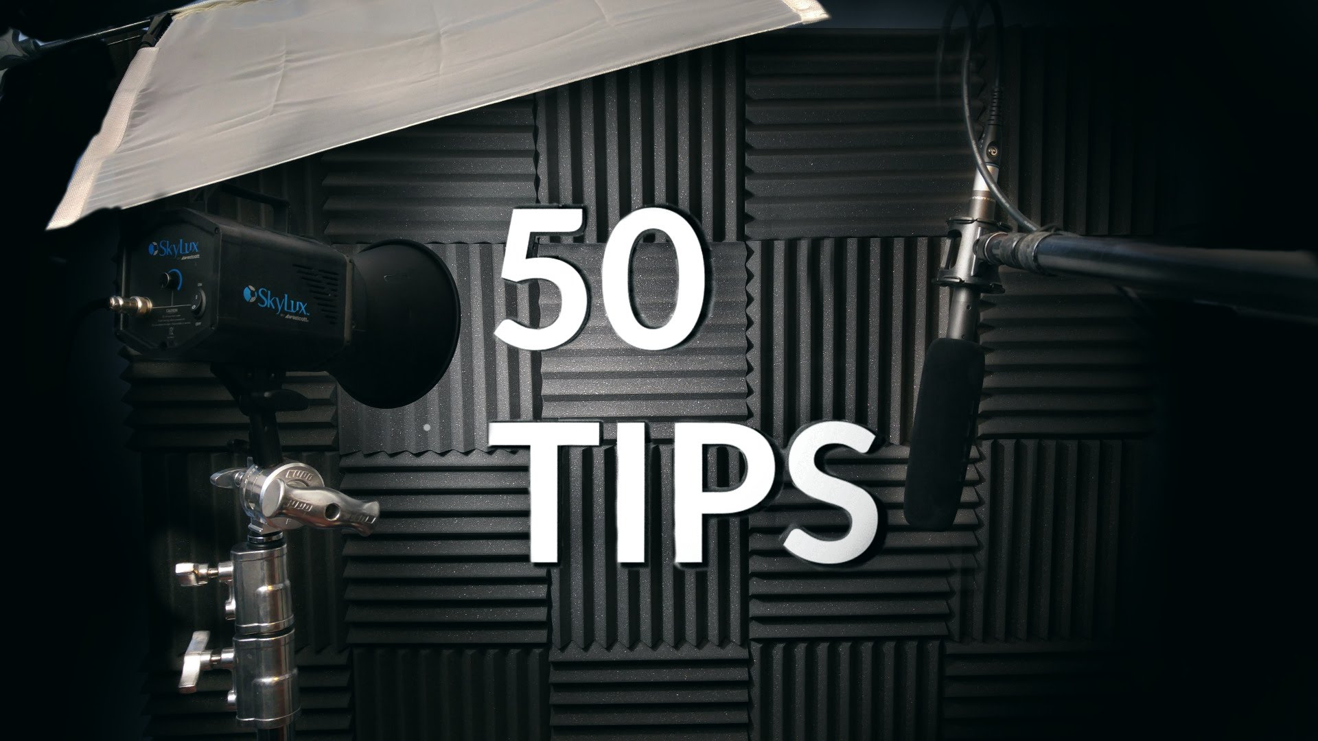 Hold on Tight! Here Are 50 Hard-Hitting Filmmaking Tips in Just 7 Minutes