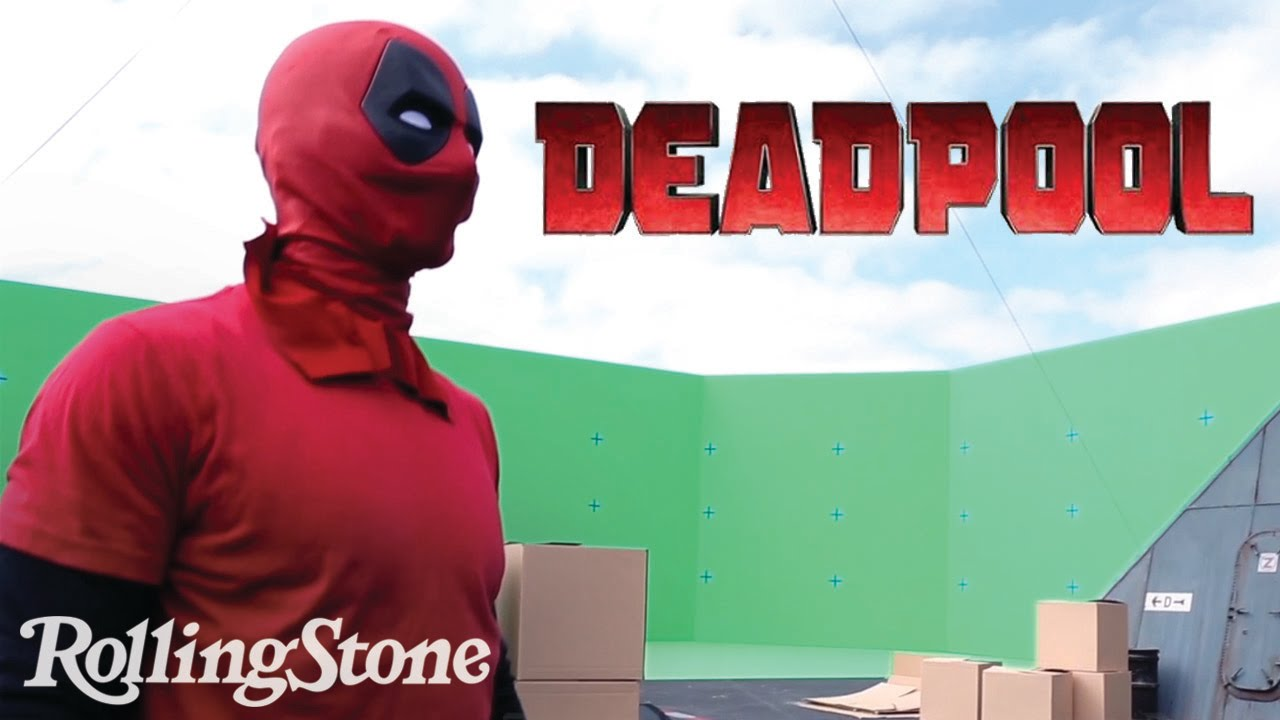 How to shoot a Fight Scene Video? 'Deadpool' Behind the Scene Video will teaches you that