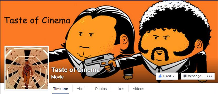 taste-of-cinema Filmmaking WEBSITE