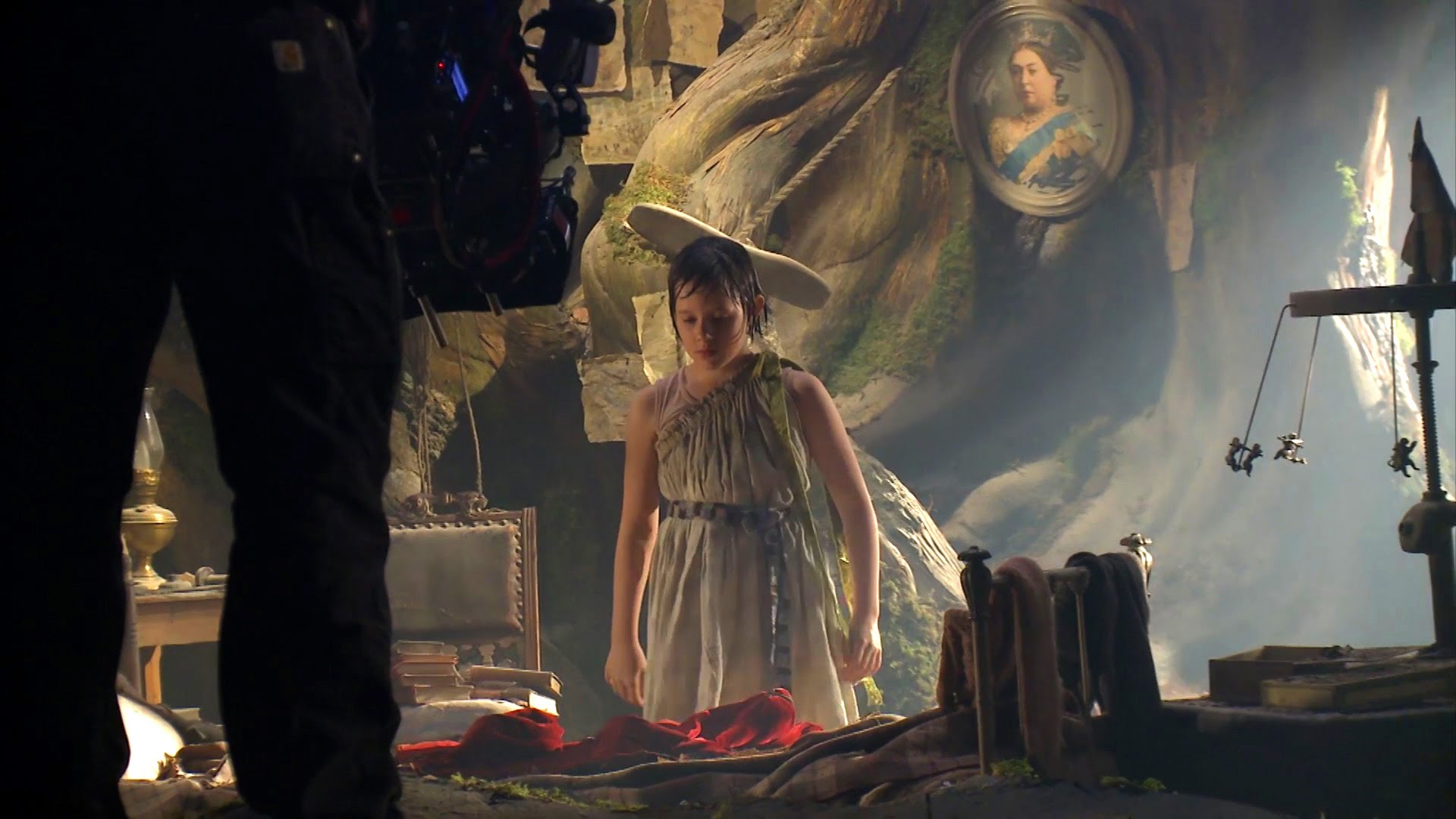 """Watch:  Behind-the-Scenes of """"The BFG (2016)"""""""