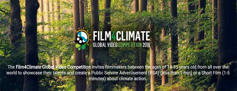 Filmmaking competition website