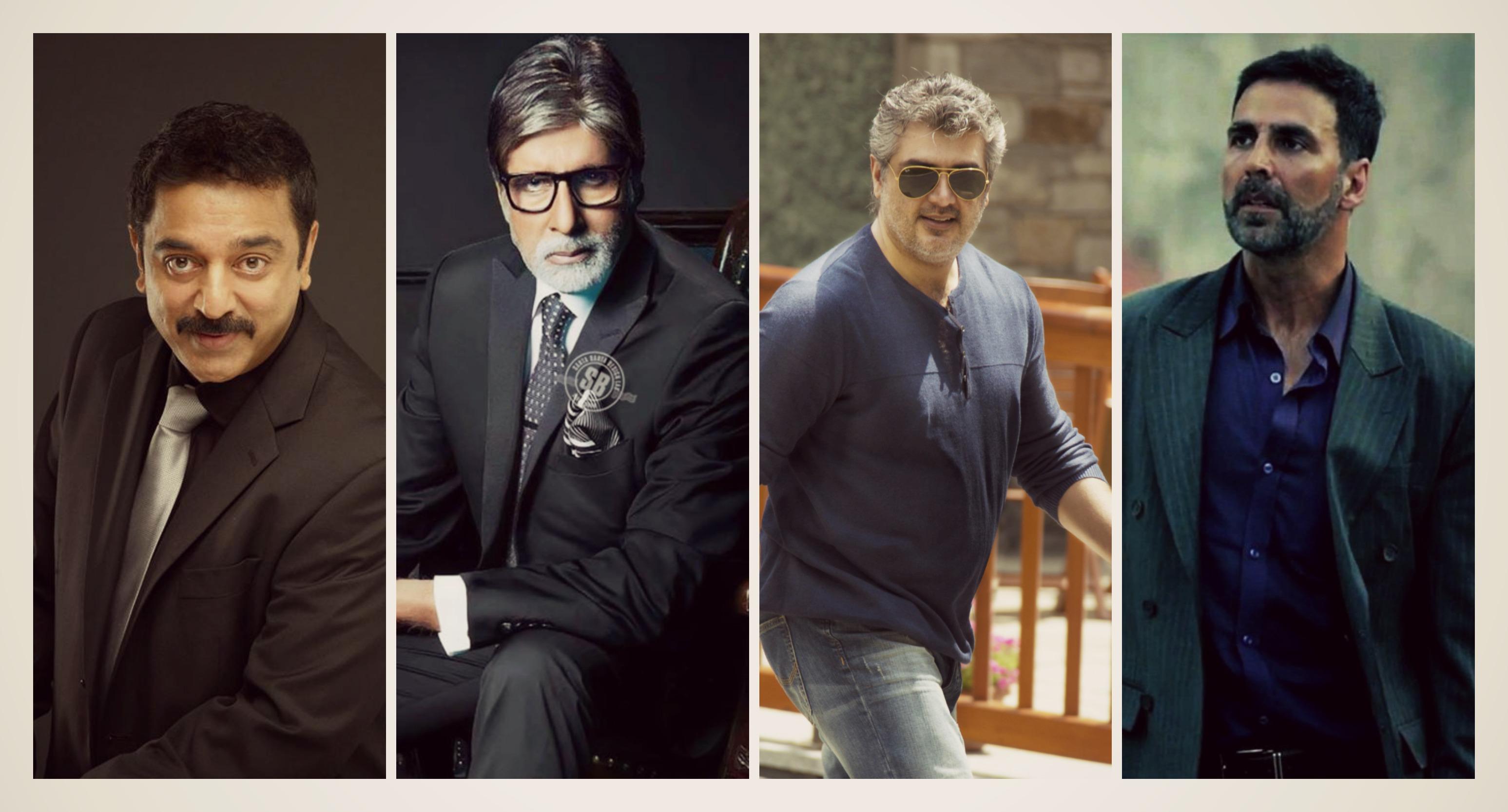 Top 10 highest paid Indian actors