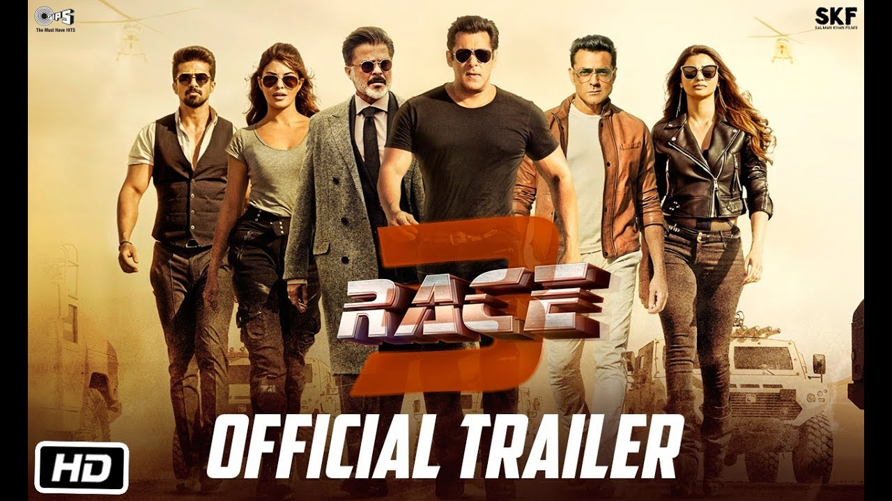 Apparently, the British Censor Board has Issues with Race 3